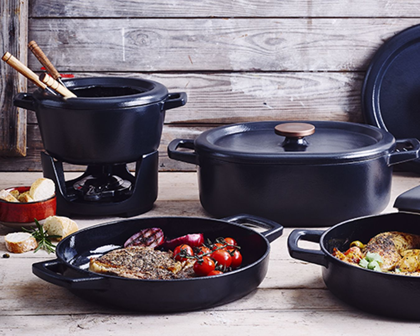 Discover Nori: our cast iron collection from generation to generation